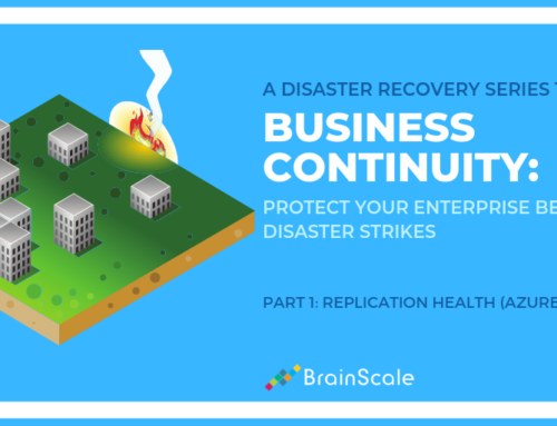 PART 1: REPLICATION HEALTH (AZURE SITE RECOVERY)